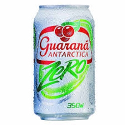 Refrigerante Guaraná Antarctica 350ml Zero