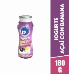 Iogurte Public 180g Acai/Banana