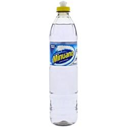 Detergente Líquido Minuano 500ml Fresh