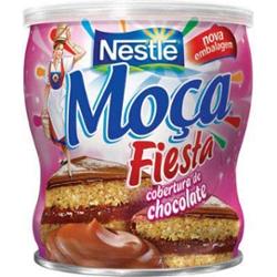 Doce Moca Fiesta 380g Chocolate