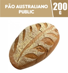 PAO AUSTRALIANO 200G PUBLIC
