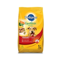 Alimento para Cães Pedigree 1kg Eq Natural Senior