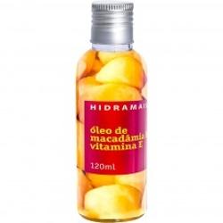 Oleo Corporal Hidramais 120ml Macadamia /Vitamina