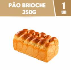 Pão Brioche Public 350g