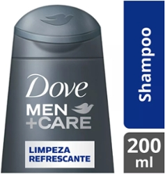 SH DOVE MEN CARE 200ML LIMPEZA REFRESCANTE