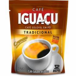 Cafe Soluvel Iguacu 50g Sachet