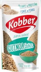 Semente de Quinoa Kobber 120g