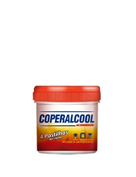 Alcool Solido Coperalcool com  4 Acendedor
