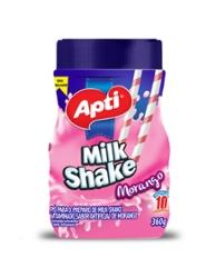 Milk Shake Apti 360g Morango