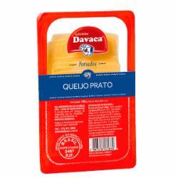 Queijo Prato Da Vaca 150g Fatiado