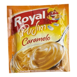 Pó Pudim Royal 50g Caramelo