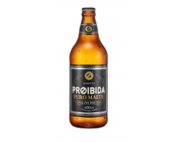 Cerveja Proibida Puro Malte 600ml Gfa
