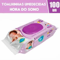 Toalhinhas Umedecidas Public Baby Hora do Sono com 100