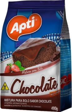 Mist Bolo Apti Pct 400g Chocolate