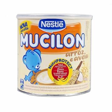 MUCILON 400G ARROZ/AVEIA