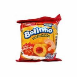 Bolinho Bauducco 40g Baunilha/Morango