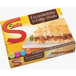 Escondidinho Sadia 600g Carne