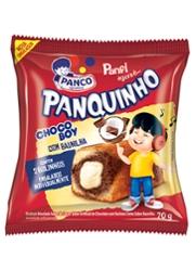 Bolinho Panco Panfi 70g Chocoboy