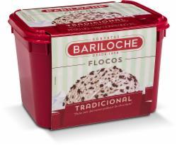 Sorvete Bariloche 1,5L Flocos