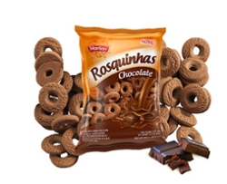 Bisc Marilan Rosquinha  400g Chocolate