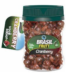 CRANBERRY DES. BRASIL FRUTT 160G