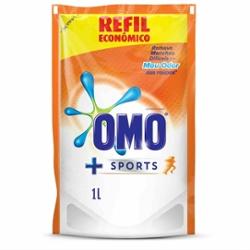 Lava Roupa Liquido Omo 1l Sports