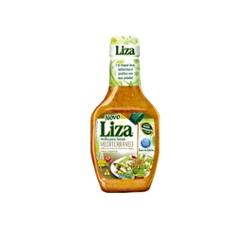 Molho Salada Liza 234ml Mediterraneo