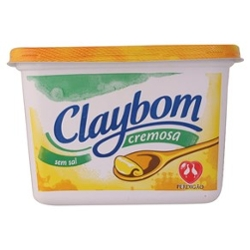 Margarina Claybom 500g sem Sal