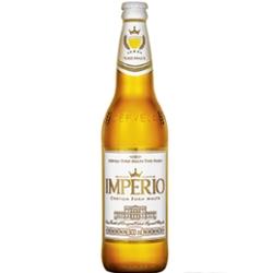 Cerveja Império 600ml Pilsen Garrafa
