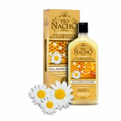 Shampoo Tio Nacho 415ml Anti Queda Clareador