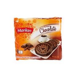 Biscoito Marilan Amantegado 330g Chocolate