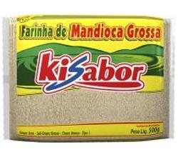 Farinha Mand Torrada Ki Sabor 500g