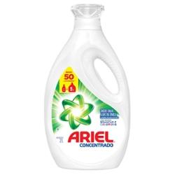 Lava Roupas Líquido Ariel Concentrado 2L