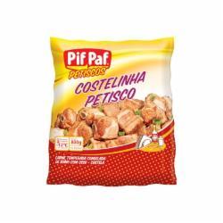 Costelinha Petisco Suina Pif Paf 800g