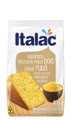 Mist Bolo Italac 400g Fuba