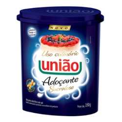 Adocante Uniao Po Culin 350g Sucralose