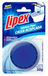 Bloco Sanitário Caixa Acoplada Lipex 50g