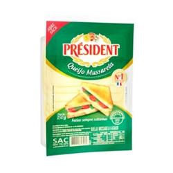 Queijo Mussarela President 150g
