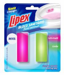 Bloco Sanitário Lipex Refil