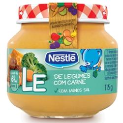 Sopinha Nestle 115g Carne/Leg