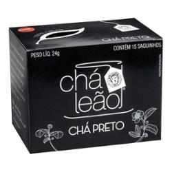 Cha Leao Preto 16g  com  10 Orange Pekoe