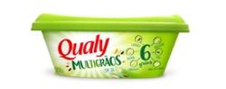 MARG QUALY 250G MULTI GRAOS C/SAL