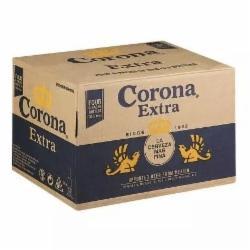 Cerveja Corona 355ml Long Neck - Caixa com 24 unidades