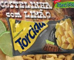 SALG LUCKY TORCIDA 80G COSTELINHA C/ LIMAO