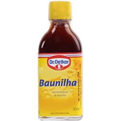 Essencia Oetker 30ml Baunilha