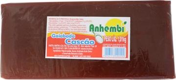 Goiabada Anhembi 1kg Cascao