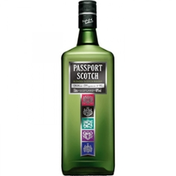 WHISKY PASSPORT SCOTCH 1lt