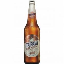 Cerveja Itaipava Premium 600ml Garrafa