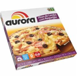 PIZZA AURORA 460G LOMBO REQUEIJAO