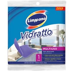 Pano Vidrato Limppano P/ Vidros